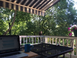 Office on the Deck